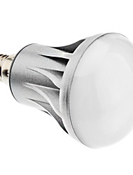 6W E14 Круглые LED лампы R50 SMD 3528 440 lm Тёплый белый AC 85-265 V