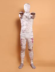 Maman modèle teinture Lycra Zentai Full Body