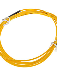 Fiber Optic Cable, ST-ST-UPC, Single Mode - 3 meter