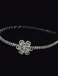 Women's Rhinestone/Alloy Headpiece - Special Occasion Headbands
