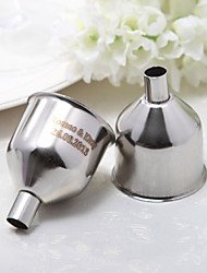 Gift Groomsman Personalized Stainless Steel Funnel For Filling Flask \