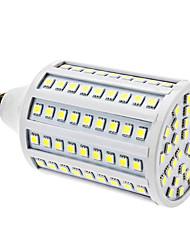 E14 20W 138x5050SMD 1250-1300LM 6500-7000K lumière blanche naturelle Ampoule LED de maïs (85-265V)