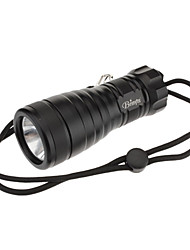 Brinyte DIV03 1-Mode Cree XML-U2 LED Flashlight(600LM, 3*AA/14500,Black)