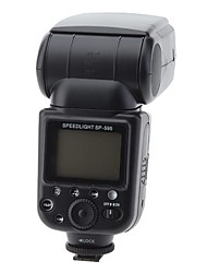 Oloong SP-595 Universal Speedlight(Black)