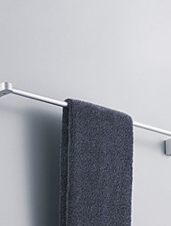 "Handtuchhalter Aluminium Wandmontage 590 x 80 x 37mm (23.2 x 3.1 x 1.5"") Aluminium Modern"