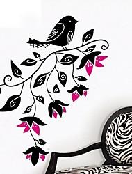 Black Bird Wall Sticker