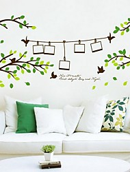 Trees Photo Frame Wall Sticker