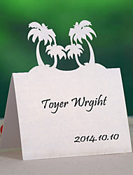 Place Cards and Holders Palm Tree Place Card (Set of 12)