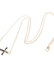 PVO-Cross Necklace