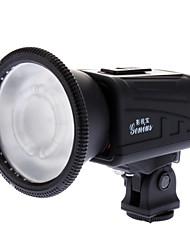 Estúdio fotográfico profissional Flash Light X-808 (preto)