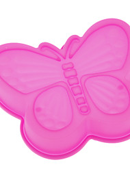 Schmetterling geformt Silikon-Kuchen-Form