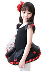 desempenho dancewear ballet tutu vestido de lycra de alta qualidade crianças