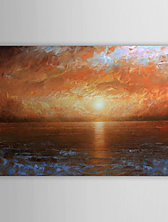 Hand Painted Oil Painting Landscape Sea with Stretched Frame 1306-LS0333