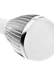 9W GU10 Lâmpada Redonda LED A60(A19) 18 SMD 5730 810 lm Branco Natural AC 85-265 V