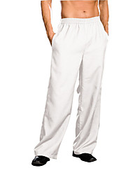 White Sailor Man Pants