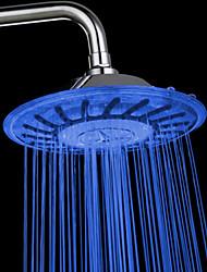 8-Zoll-Klasse ein zeitgenössischer abs Farbwechsel LED regen Duschkopf