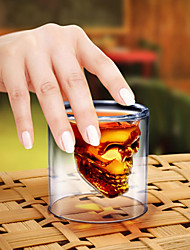 Crystal Skull Shot Glass Cocktail Beer Cup