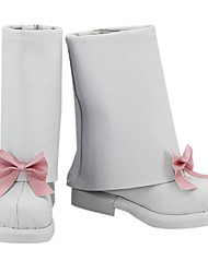 Cosplay Boots Inspired by AKB0048 Sonata Shinonome