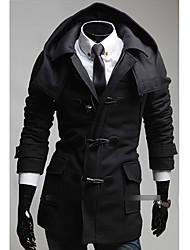 RR comprar algodão com capuz Trench Coat