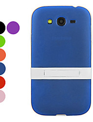 ENKAY TPU Soft Case with Stand for Samsung Galaxy Grand DUOS I9082
