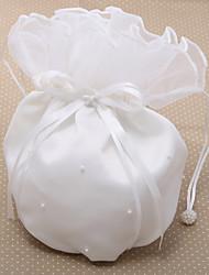 Элегантные Свадебные Деньги сумка с имитацией Перл