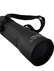 TASCO® 10x 25 mm Monocular BAK7 96m/1000m Revestimiento Completo Juguete para Niños Normal Negro