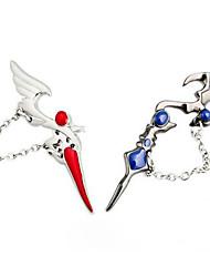 Cosplay Earrings Inspired by Code Geass Lelouch Lamperouge