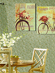 Canvas Art Floral Loja Set de 2
