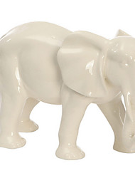 ALLEN Big Elephant Ornament Ceramics