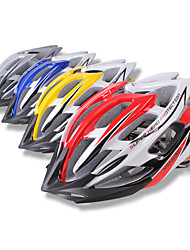 Spakct V102 Ajustable EPS Materiales colores surtidos Ciclismo MTB y casco Road (25 Vents)