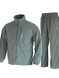 Go.to.do-Outdoor Two-Piece Fleece Suits For Fishing (Jacket and Pants)