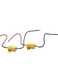 25W Decodificación resistencia para el coche LED de la lámpara (12V)