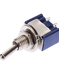 Toggle Switch (125V, 6A/250V, 3A)