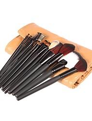 18Pcs Professional High Quality Cosmetic Brush
