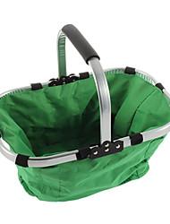 Folding Portable panier pique-nique Baske la main