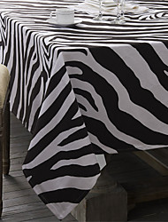 Zebra Table Cloth