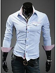 Pocket Spell Shirt di vibrazione di colore UOMO