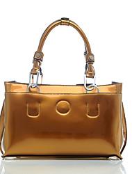 BINITU Champagne PU  Shoulder Bag/Tote
