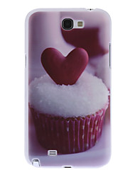 Candy Pattern Hard Case for Samsung Galaxy Note 2 N7100