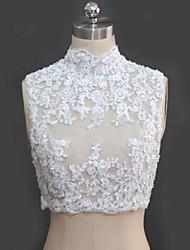 Sleeveless Lace Evening/Casual Wrap/Evening Jacket Bolero Shrug