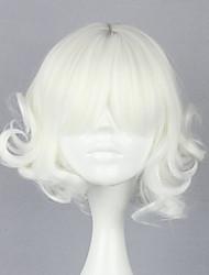 Parrucche lolita Gotico Lolita Parrucche Lolita 30 CM Parrucche Cosplay Tinta unita Parrucche Per