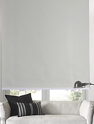 Room-Darkening Vinyl Roller Shade