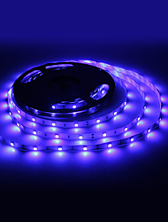 Waterproof 10M 60W 300x5050 SMD Blue Light LED Strip Lamp (12V,IP44)