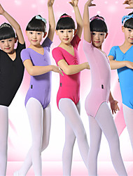 Dancewear Pretty Lycra Ballet Dance Leotards For Children(More Colors)