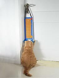Catnip pena Estilo Scratchy feltro para gato