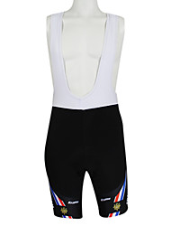 Kooplus2013 Championship France Jersey Elastic Fabric Cycling Bib-Pants