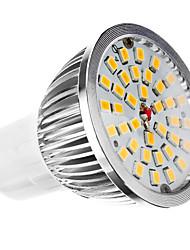 GU10 LED Spot Lampen MR16 36 SMD 2835 360 lm Warmes Weiß AC 100-240 V