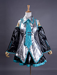 Hatsune Miku Superalloy Cosplay Costume