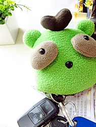 Cute Pet Face Keychian Holder