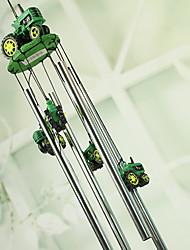 Зеленый трактор Ветер куранты